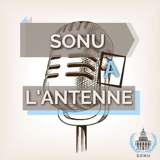 Cover art for podcast SONU à l'antenne