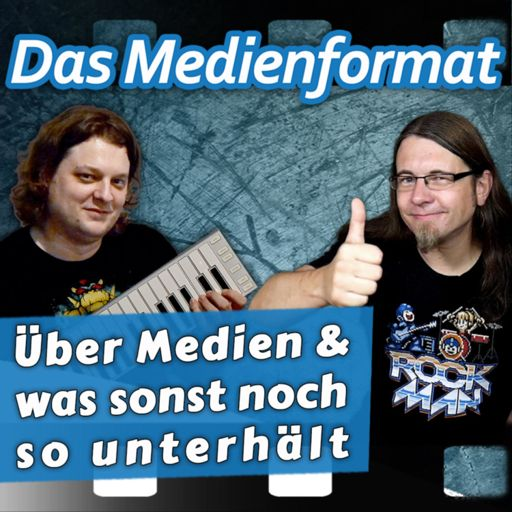 Cover art for podcast Das Medienformat