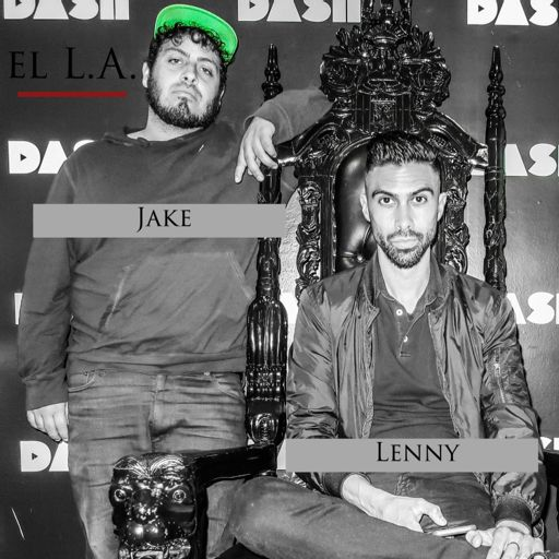 Cover art for podcast el L.A. with Jake & Lenny