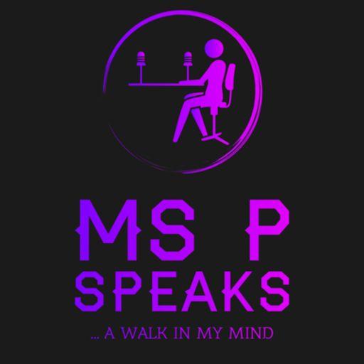 Cover art for podcast Ms P Speaks