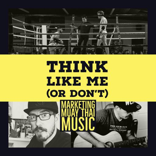 Cover art for podcast Think Like Me (or don't)