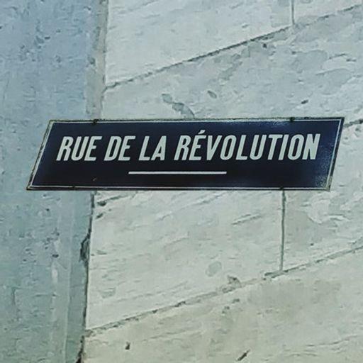 Cover art for podcast Rue de la Révolution