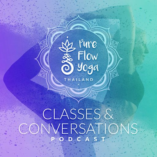 Cover art for podcast Pure Flow Yoga
