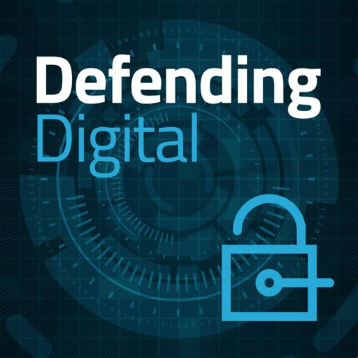 Cover art for podcast Defending Digital: Internet Safety, Security & Digital Parenting