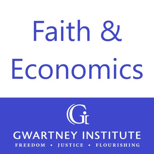 Cover art for podcast Faith and Economics