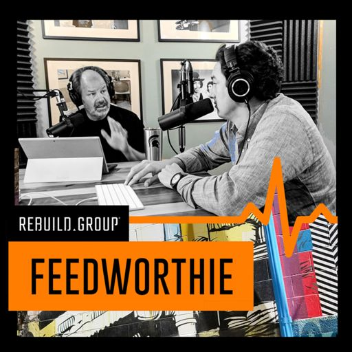 Cover art for podcast FeedWorthie