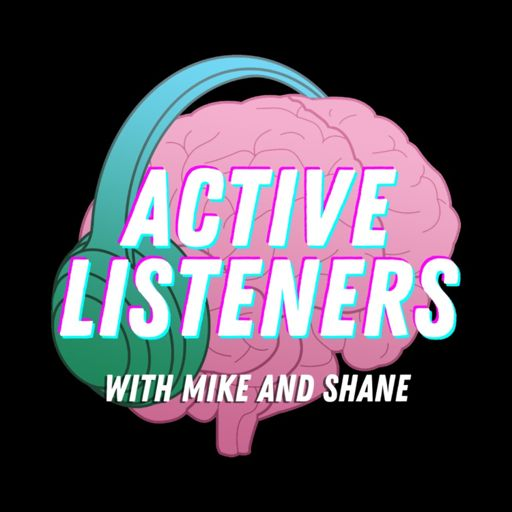 Cover art for podcast Active Listeners Podcast