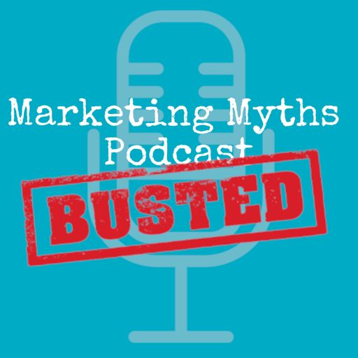 Cover art for podcast Marketing Myths Podcast