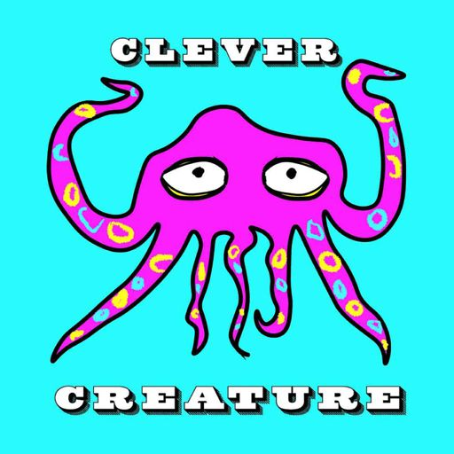 Cover art for podcast Clever Creature with Jason Gots