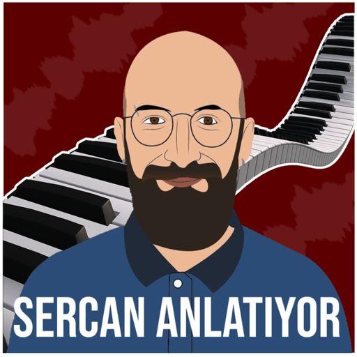 Cover art for podcast Sercan Anlatıyor