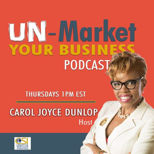 Cover art for podcast UN-Market Your Business