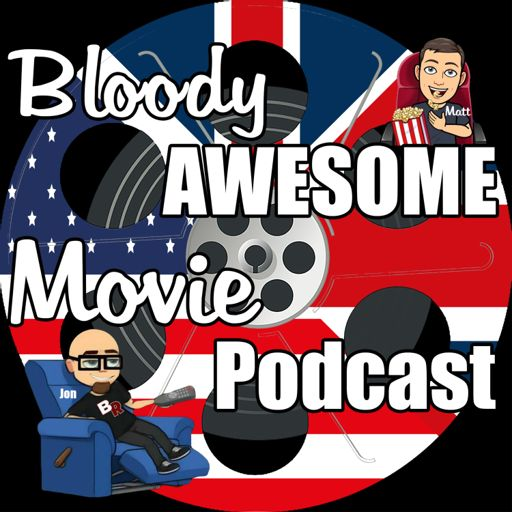 Cover art for podcast Bloody Awesome Movie Podcast