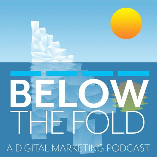 Cover art for podcast Below the Fold