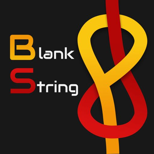Cover art for podcast Blank String