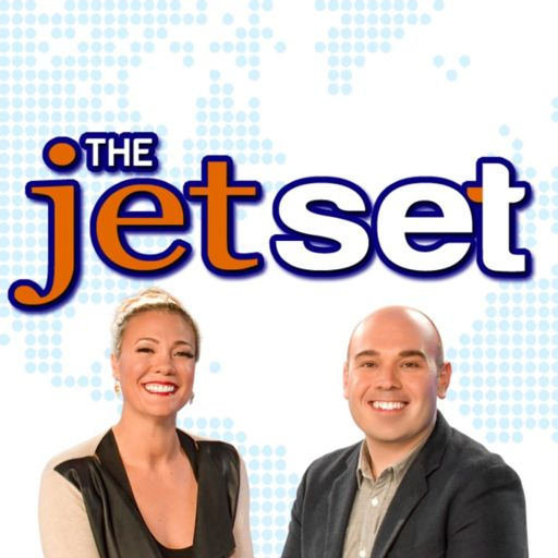 Cover art for podcast The Jet Set: Travel, News & Views