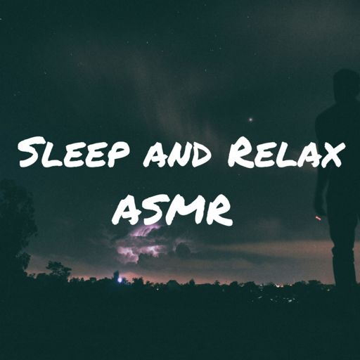 Cover art for podcast Sleep and Relax ASMR