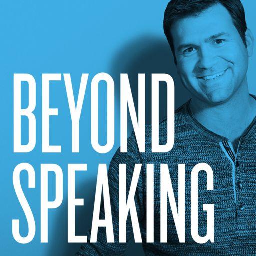 Cover art for podcast Beyond Speaking