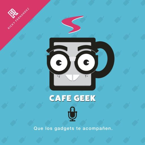 Cover art for podcast CafeGeek