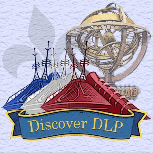 Cover art for podcast Discover DLP - A Disneyland Paris Podcast