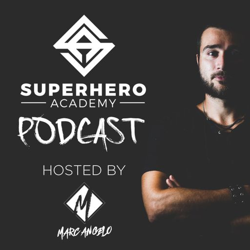 Cover art for podcast Superhero Academy Podcast