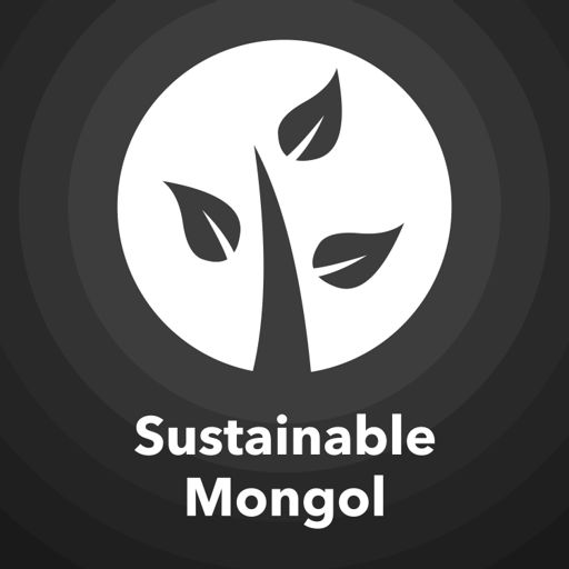 Cover art for podcast Sustainable Mongol