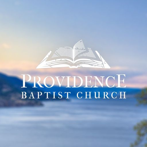 Cover art for podcast Providence Baptist Church - Kelowna