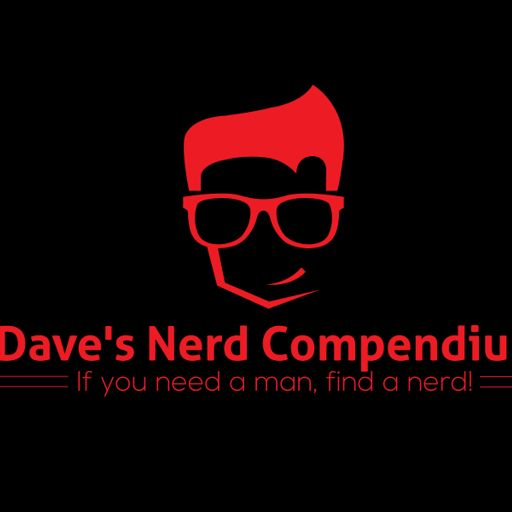 Cover art for podcast Dave's Nerd Compendium