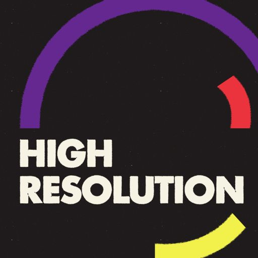 Cover art for podcast High Resolution