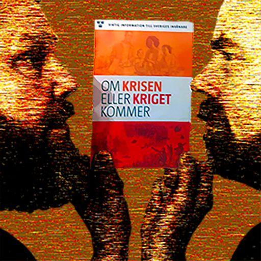 Cover art for podcast OmKrisenKrigetKommer