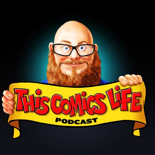 Cover art for podcast This Comic's Life
