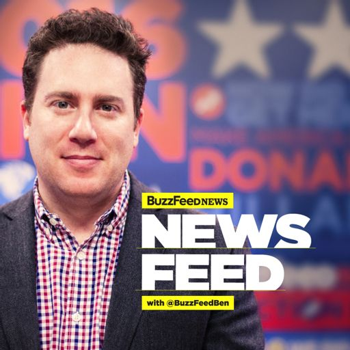 Cover art for podcast NewsFeed with @BuzzFeedBen