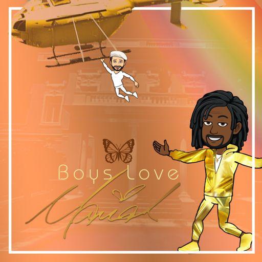 Cover art for podcast Boys Love Mariah