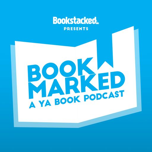Cover art for podcast Bookmarked: A YA Book Podcast