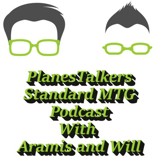 Cover art for podcast PlanesTalkers Standard MTG Podcast - Magic: The Gathering