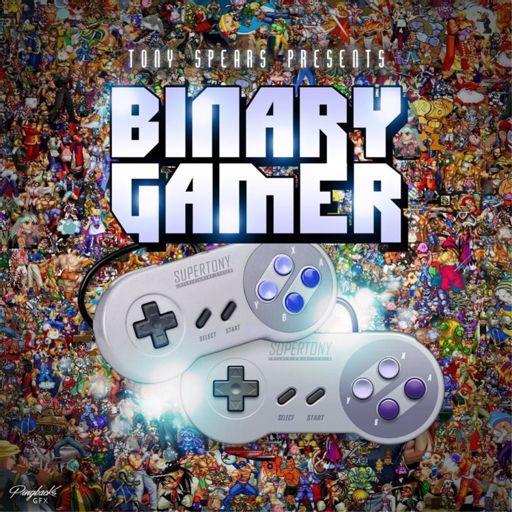 Cover art for podcast Binary Gamer Podcast