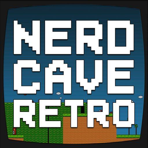 Cover art for podcast Nerd Cave Retro
