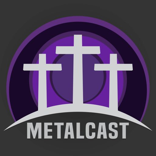 Cover art for podcast Metalcast
