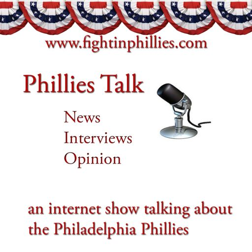 Cover art for podcast Phillies Talk Podcast