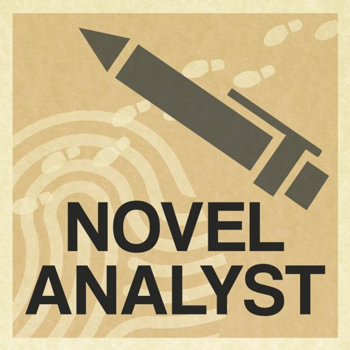 Cover art for podcast The Novel Analyst Podcast: Creative Writing Advice & Author Interviews