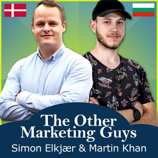 Cover art for podcast The Other Marketing Guys