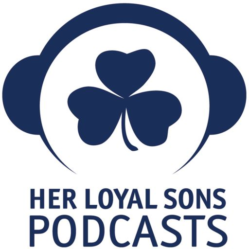 Cover art for podcast Her Loyal Sons: A Notre Dame Football Podcast