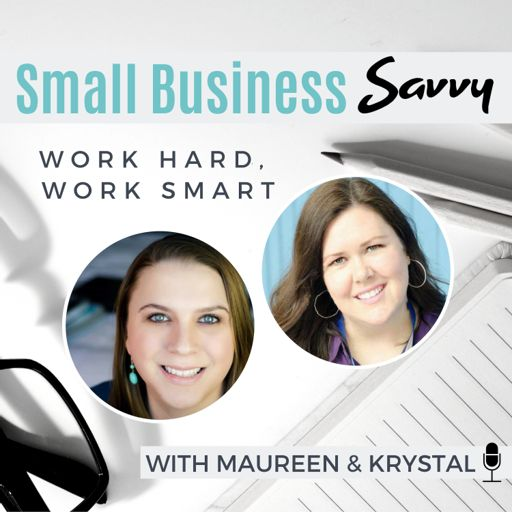Cover art for podcast Small Business Savvy Podcast