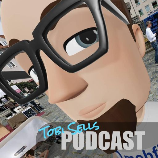 Cover art for podcast Tobi Sells Podcast