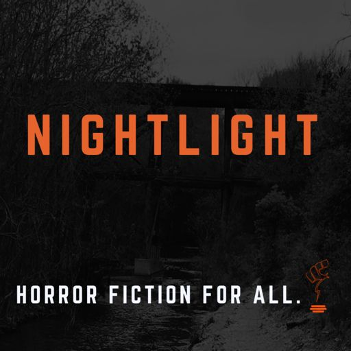 Cover art for podcast NIGHTLIGHT: A Horror Fiction Podcast