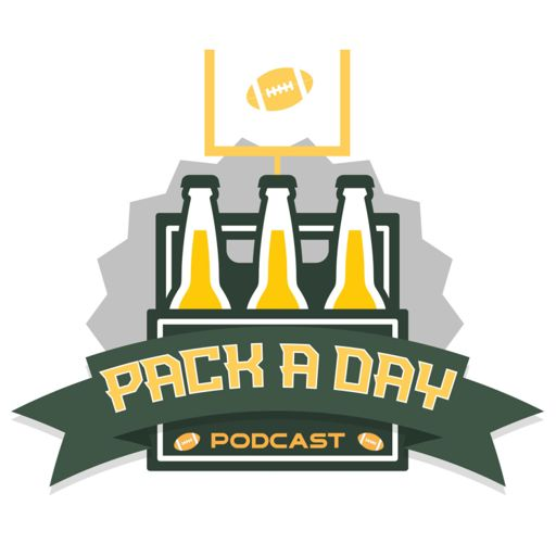 Cover art for podcast Pack-A-Day: Your Daily Packers Podcast