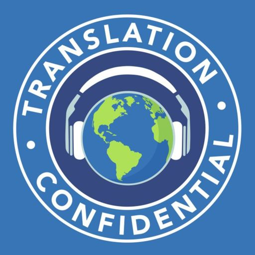 Cover art for podcast Translation Confidential