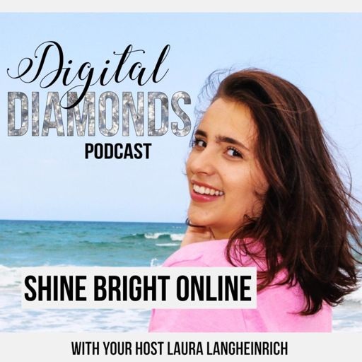 Cover art for podcast Digital Diamonds: Personal Branding | YouTube | Mindset