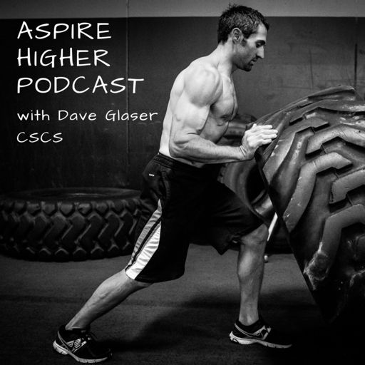 Cover art for podcast Aspire Higher