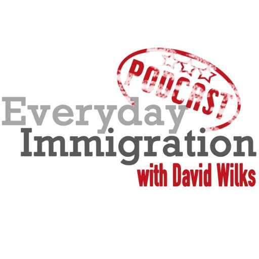 Cover art for podcast Everyday Immigration Podcast