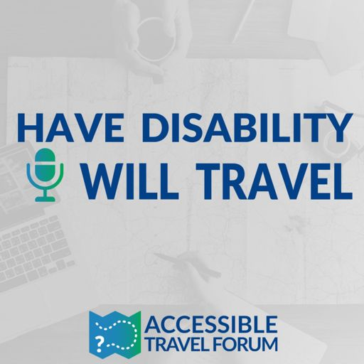 Cover art for podcast Have Disability, Will Travel